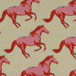 Mustang 0008-012 Gallop Cotton/Linen Canvas by Cotton + Steel