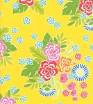 Sanibel 10030-13 Mimosa Hibiscus by Gina Martin for Moda