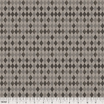 Spooktacular Eve 101.107.05.1 Grey Halloween Harlequin by Blend