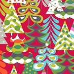 Treelicious 101.112.01.2 Red Tis the Season by Blend