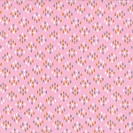 Color Me Happy 10824-12 Pink Cluster Drops by V & Co for Moda