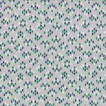 Color Me Happy 10824-17 Gray Cluster Drops by V & Co for Moda