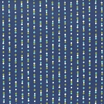 Color Me Happy 10825-16 Navy Beads by V & Co for Moda
