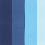 Color Me Happy 10829-16 Navy Color Block Ombre by V & Co for Moda