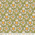 The Makers 112.106.04.2 Orange Daisy Chain by Cori Dantini for Blend