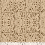 Little Red 112.109.07.1 Brown Plank by Cori Dantini for Blend
