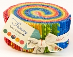 Fancy Jelly Roll by Lily Ashbury for Moda