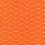 Fancy 11496-19 Orange Spice by Lily Ashbury for Moda