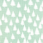 Winterberry 13143-14 Mint Forest by Kate & Birdie for Moda