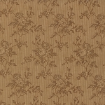 Midwinter Reds 14762-16 Tan Chintz Floral by Moda