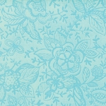 Coquette 16064-21 Aqua Lace by Chez Moi for Moda EOB