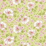 Ambleside 18600-14 Willow Flower Garden by Moda