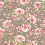 Ambleside 18600-17 Cobblestone Flower Garden by Moda