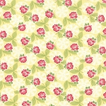 Ambleside 18601-15 Sunbeam Lacy Daisy Rose by Moda