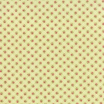 Ambleside 18604-14 Willow Little Posies Lattice by Moda