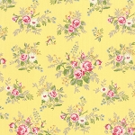 Windermere 18610-12 Soft Yellow Garden Cuttings by Moda
