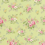 Windermere 18610-13 Clover Garden Cuttings by Moda