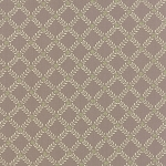 Windermere 18613-22 Cobblestone Fern Lattice by Moda