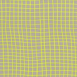 Moonlit 1905-002 Yellow On the Grid by Cotton + Steel