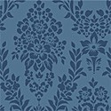 Gone With The Wind An American Classic 20884-N Navy for Quilting Treasures  EOB