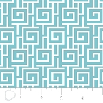 Cove 2141402-1 Tide Fretwork by Camelot Fabrics