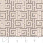 Cove 2141402-3 Sand Fretwork by Camelot Fabrics