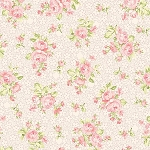 Romance 2281-24 Petal Heirloom by E. Vive for Benartex