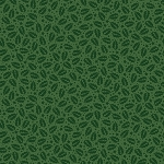 A Christmas Story 23915-F Spruce Holly Tonal by Quilting Treasures