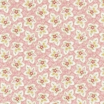 Attic Treasures 24090 Pink Floral Leaf by Red Rooster