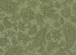 Sarah's Collection 24426 Green Paisley by Red Rooster
