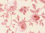 Sarah's Collection 24427 Lt Pink Rose Garland by Red Rooster