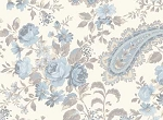 Gatsby's Flora 25159 Beige Paisley Floral by Red Rooster Studios