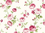 Symphony Rose 25376 Light Pink Floral Vine by Red Rooster