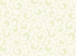 Symphony Rose 25381 Light Green Scroll by Red Rooster