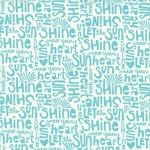 Sunnyside 27164-27 Vapor Shade Shine by Kate Spain for Moda