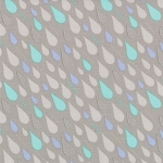 Sunnyside 27167-11 Vapor Cloud Burst by Kate Spain for Moda