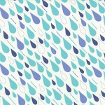 Sunnyside 27167-27 Vapor Shade Cloud Burst by Kate Spain for Moda
