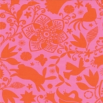 Daydream 27170-33 Persimmon Arcadia by Kate Spain for Moda