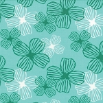 Daydream 27172-16 Jade Reverie by Kate Spain for Moda