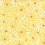 Daydream 27173-12 Yellow Wonder by Kate Spain for Moda EOB