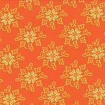 Daydream 27174-18 Persimmon Reflection by Kate Spain for Moda