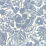 Paradiso 37200-25 Cloud Grey Rhapsody by Kate Spain for Moda
