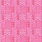 Paradiso 37203-11 Hibiscus Pink Tradewinds by Kate Spain for Moda