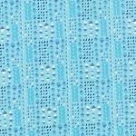 Paradiso 27203-23 Pearl Blue Tradewinds by Kate Spain for Moda