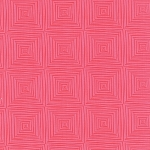 Paradiso 37206-21 Coral Pink Veranda by Kate Spain for Moda