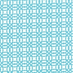 Paradiso 37207-13 Pearl Blue Destination by Kate Spain for Moda