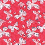 Aria 27230-15 Rose Butterfly by Kate Spain for Moda