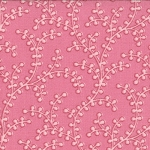 Windsor Lane 2846-16 Petal Scrolling Vines by Bunny Hill for Moda