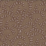 Windsor Lane 2846-20 Taupe Scrolling Vines for Moda EOB