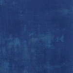 Grunge Basics 30150-223 Cobalt by Basic Grey for Moda